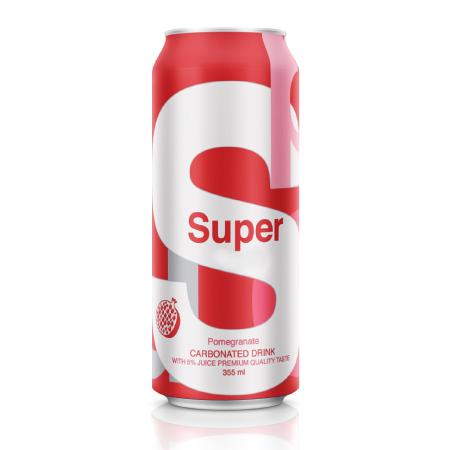 Super Red Drink