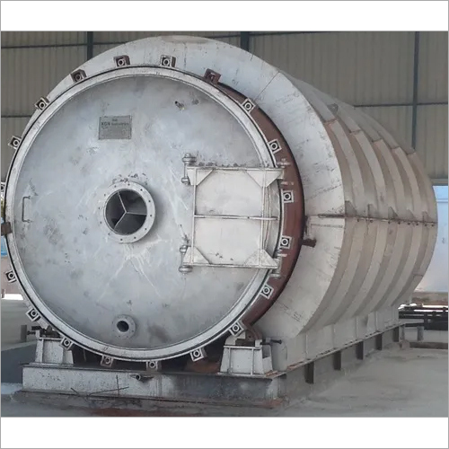 Waste Tyre Pyrolysis Machine