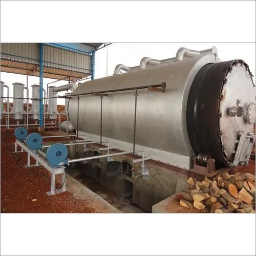 Tyre Oil Plant