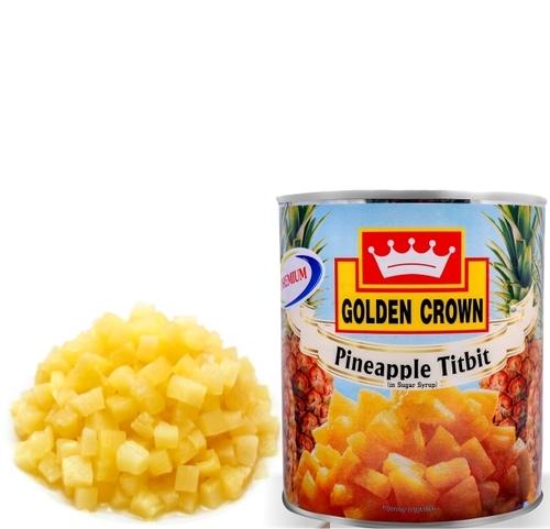 Pineapple Tidbits 3 Kg