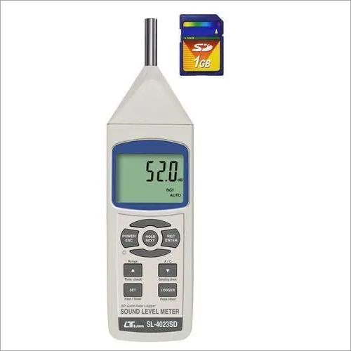 Sound Meter Datalogger