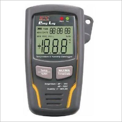 Temperature and RH Data Logger