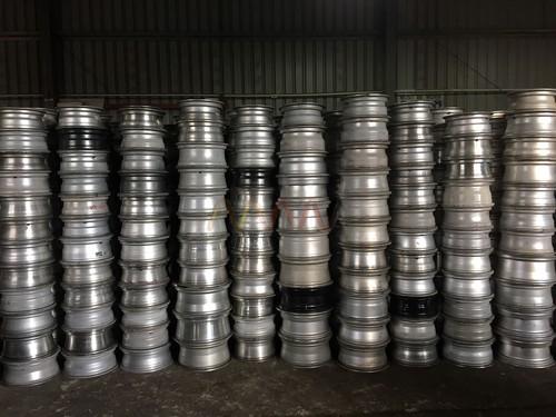 Aluminium Wheels Troma