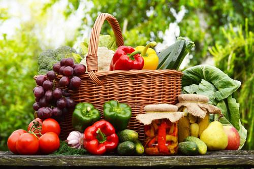 Natural Vegetables