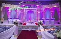 Jaipuri Haveli Wedding Mandap New Design