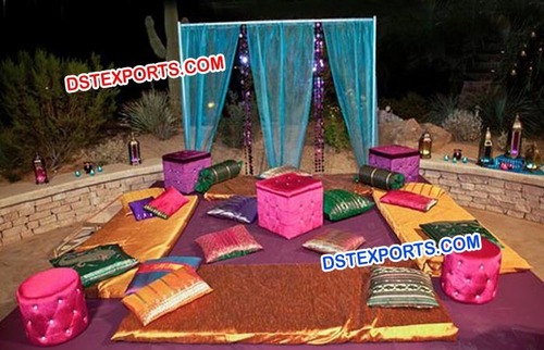 Sangeet, Garba and Mehandi Decoration