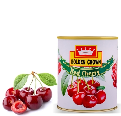 Red Cherry Regular with Stem 840 Gm