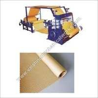 Single Face Corrugated Machine