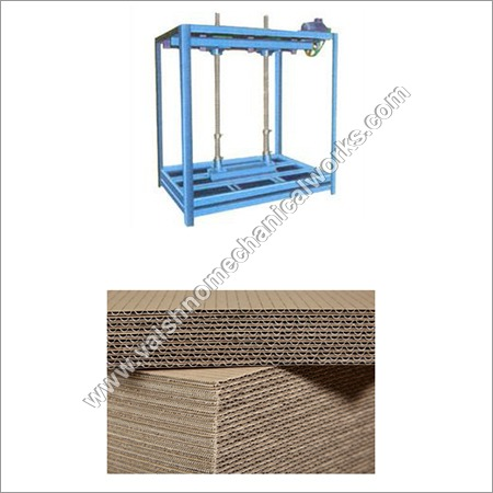 Paper Corrugated Board & Box Making Machines