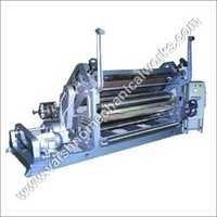 Oblique Type Single Face Paper Corrugating