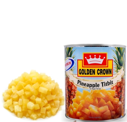 Pineapple Tid Bit Premium 850gm