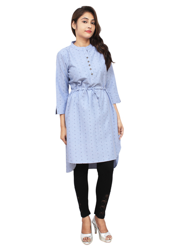 Cotton Kurtis With Belt