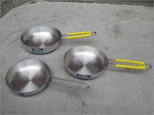 Aluminium Round Frypan