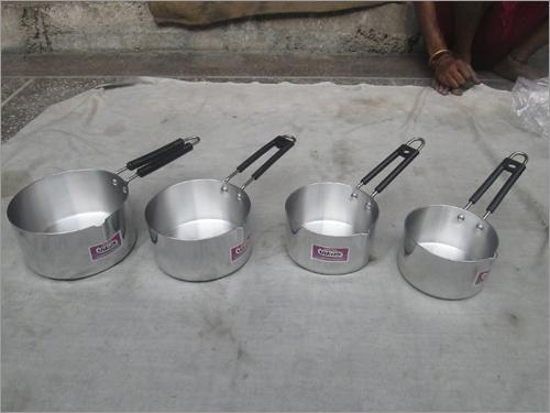 Aluminium Plain Saucepan