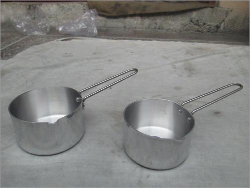 Saucepan Plain Ss Handle