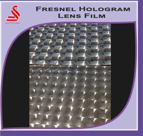 Fresnel Lens Lamination Holographic Film