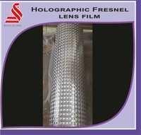 Holographic Fresnel Lens Lamination Film