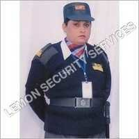 Ladies Security Guard Services