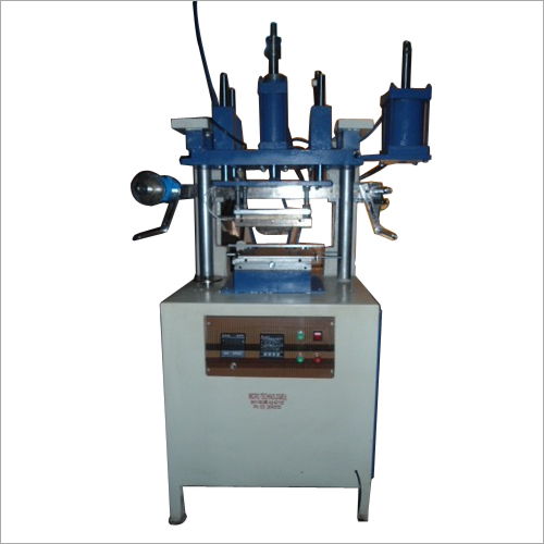 Hot Foil Emboss Machine