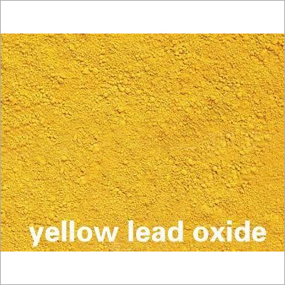 Lead Oxide (Litharge) (Pbo)