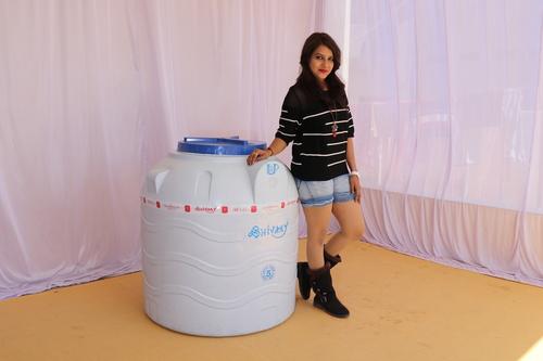 7 layer plastic water storage tank