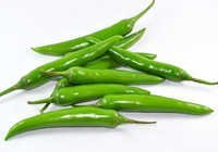 Spicy Green Chillies