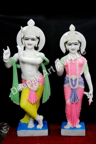 Lord Radhe Krishna Statue