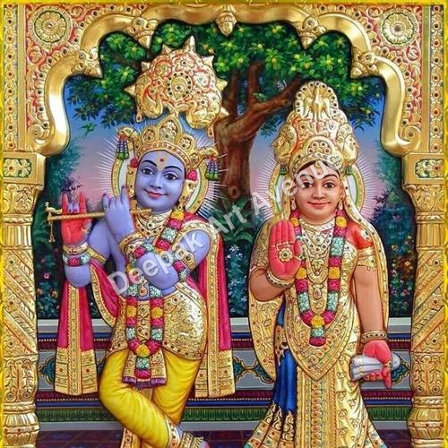 Lord Radhe Govind Statue
