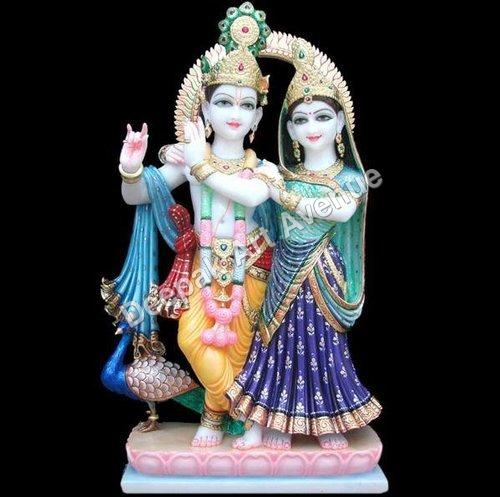 Lord Krishan Radhe Statue