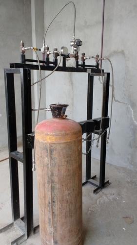 Ammonia Gas Manifold System