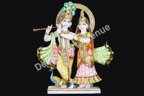 Radhey Shyam Marble Moorti