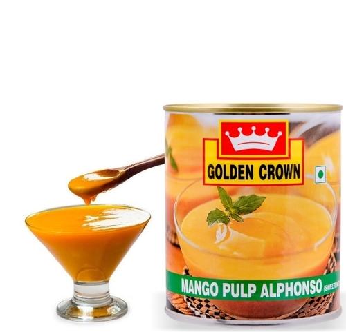 Mango Pulp Alphanso 850 Gm
