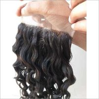 Processed curly closure