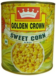 Sweet Corn Whole in Brine 450gm