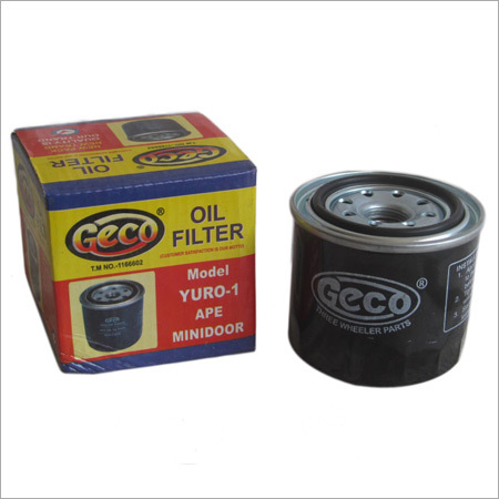 Three Wheeler Oil Filter