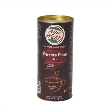 Stress Free Herbal Tea