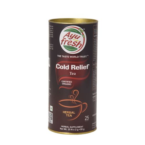Cold Relief Herbal Tea