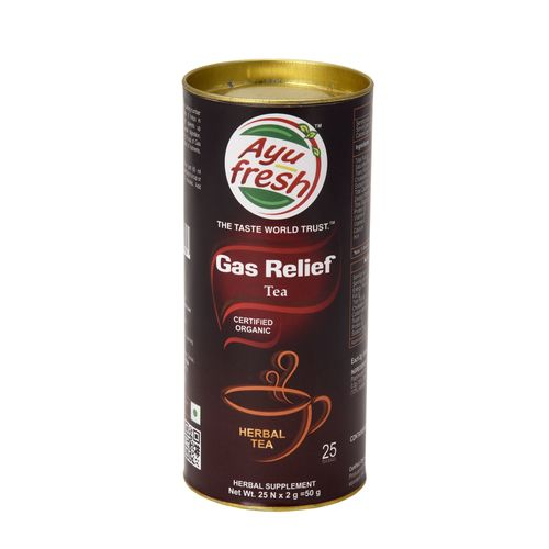 Gas Relief Herbal Tea