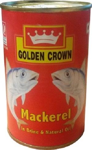 Mackerel in Brine 450gm
