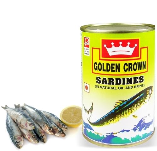 Sardine in Brine 425gm