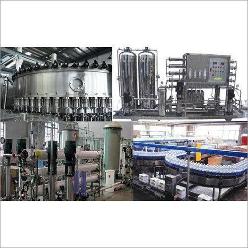 Bottling Machineries Industries