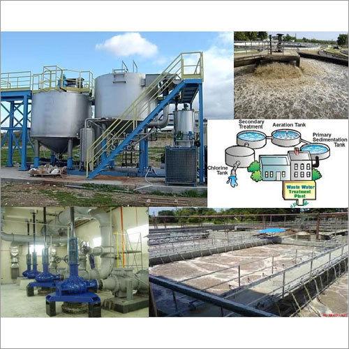 Waste Water Traetment Plant Banner