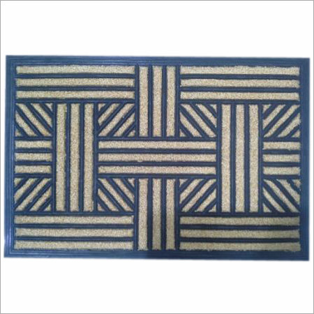 Rubber Backed Door Mats