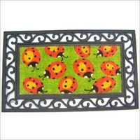 Rubber Coir Door Mats