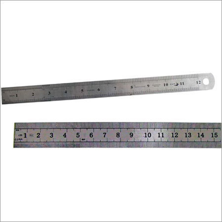 Stainless Steel Scales Ruler