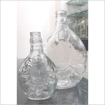 180ml & 750ml Flower Brandy Bottle