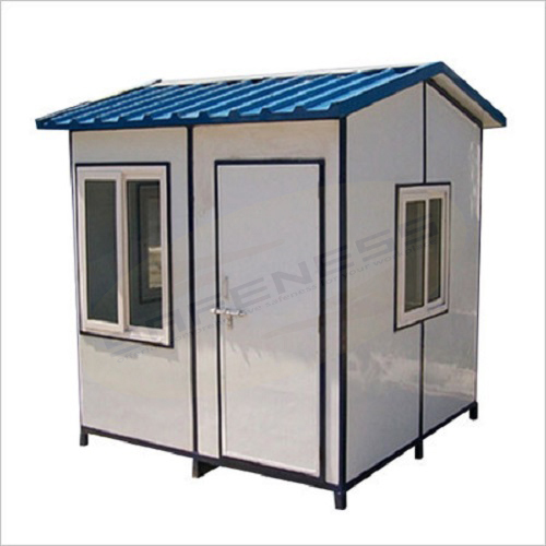 Non Insulated Security Cabins