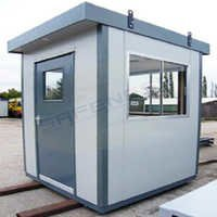 PUF Insulated Security Cabins