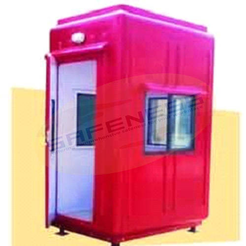 Heavy Duty Security Cabin