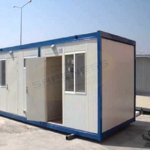 Construction Site Cabins